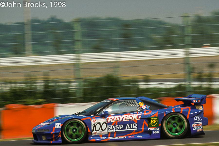 NoGripRacing :: GTR2 Downloads - Lister Storm - FIA GT 1999