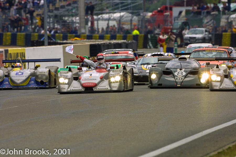 2001 Le Mans 24