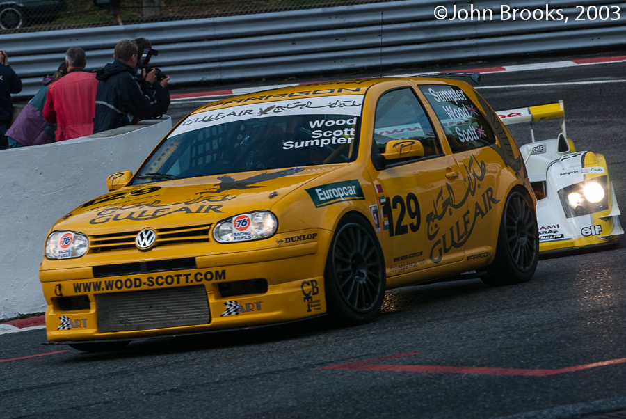 2003 FIA SCC Spa