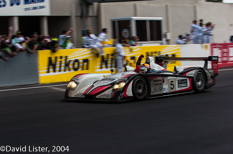 2004 24 Hours of Le Mans