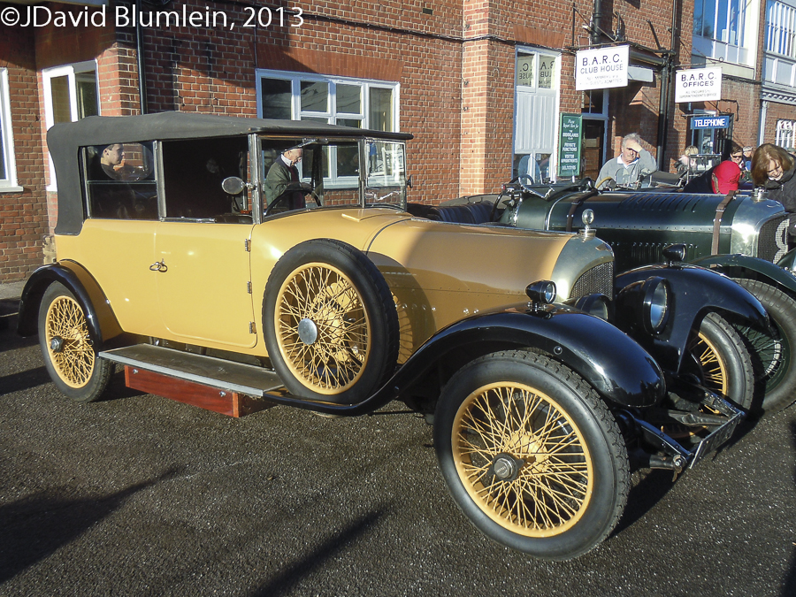 2013 Brooklands New Years Day