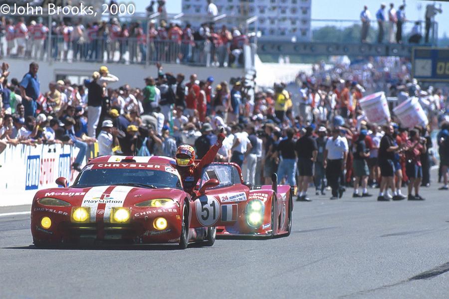 2000 Le Mans 24