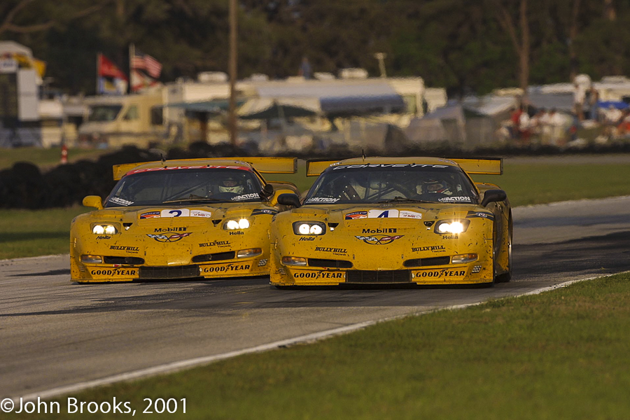 2001 12 Hours of Sebring
