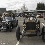 2013 Brooklands Percy Lambert