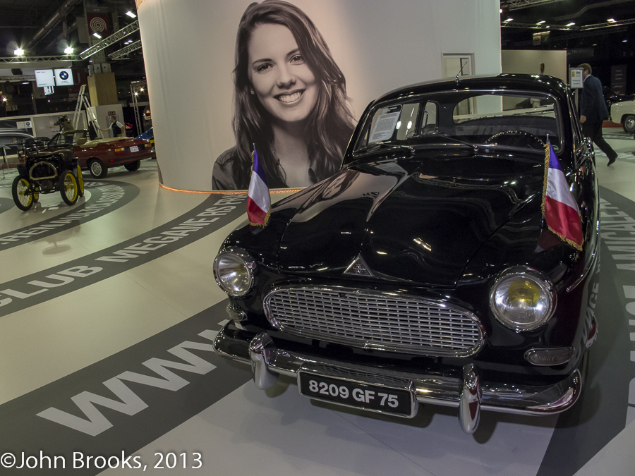 2013 Retromobile