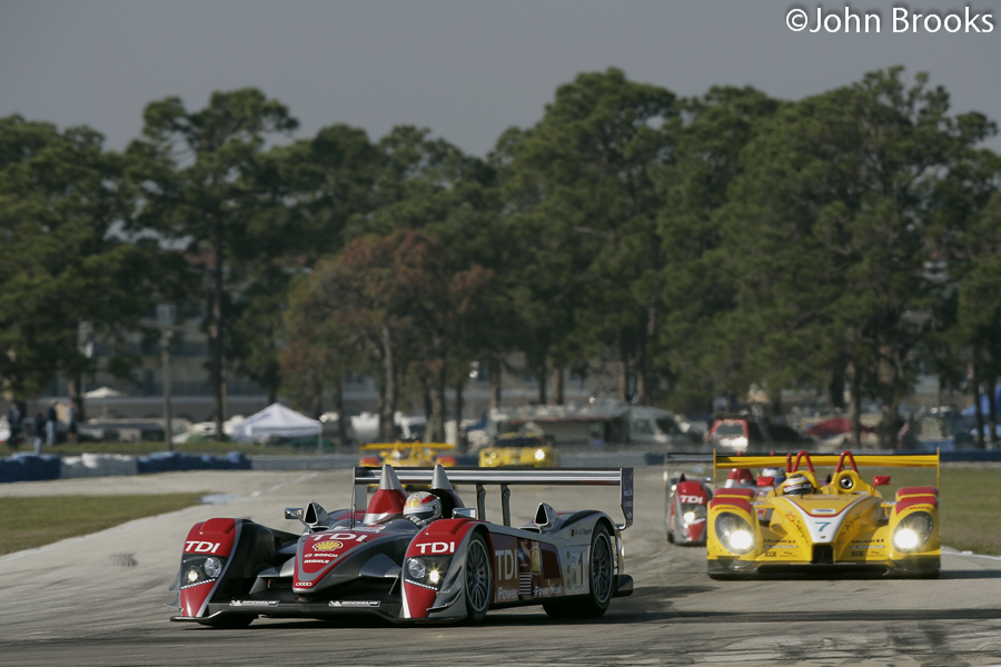 ALMS 01 - Sebring (USA) 2008