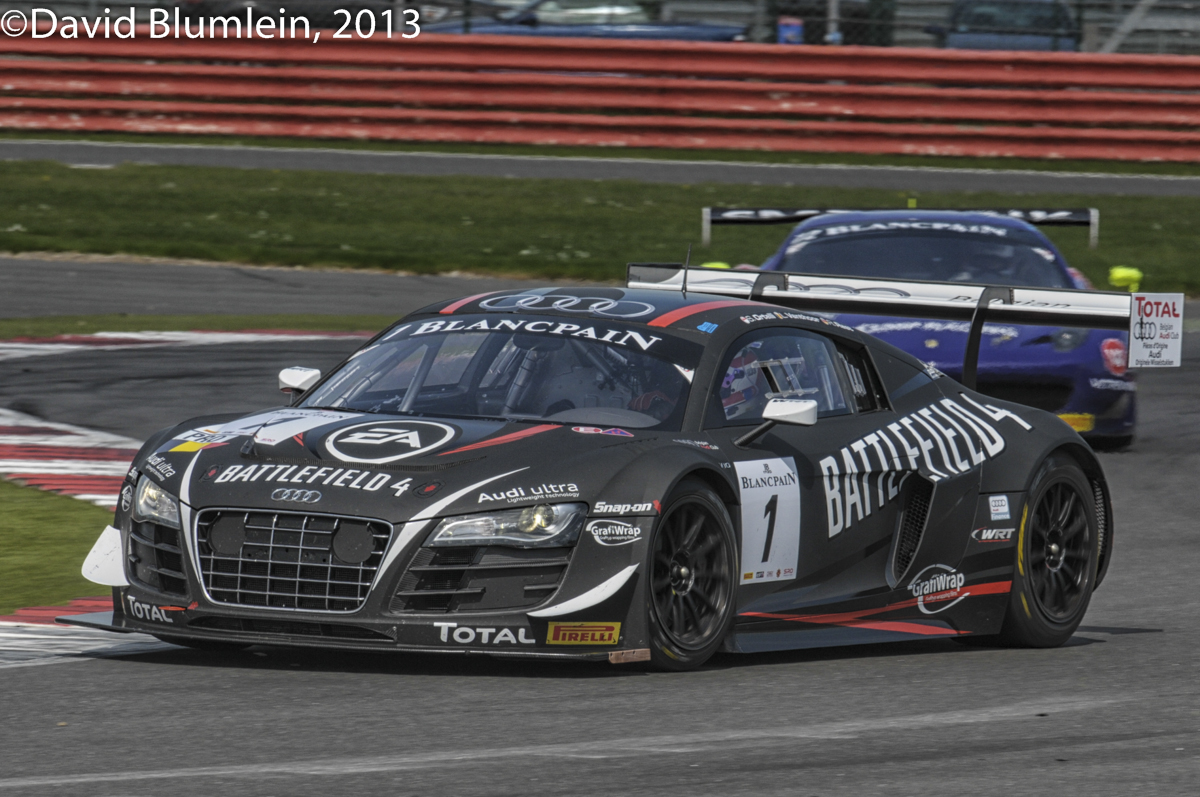 2013 Blancpain Endurance Series Silverstone