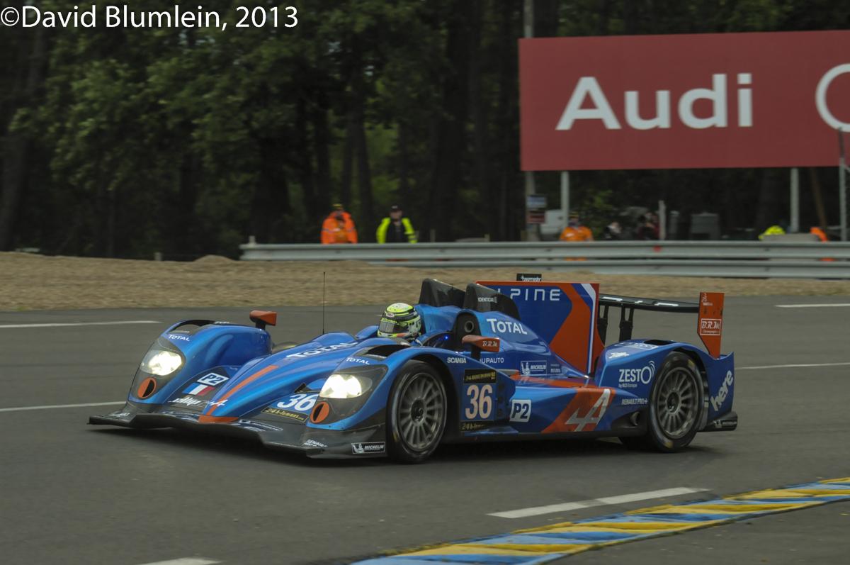 2013 Le Mans 24
