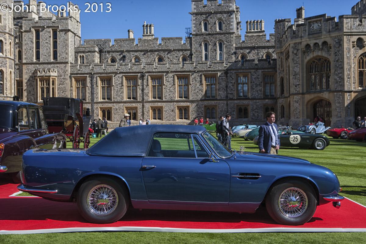 2012 Windsor Castle Concours of Elegance