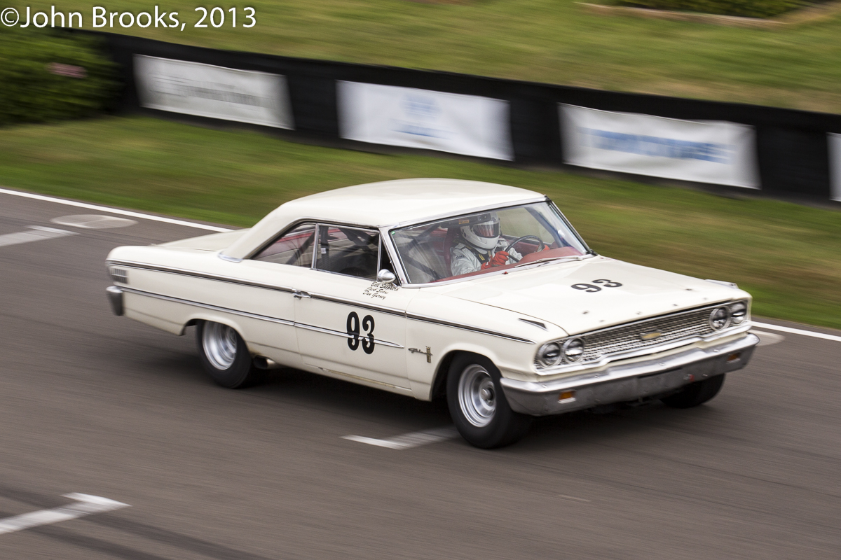 2013 Goodwood Galaxie Test