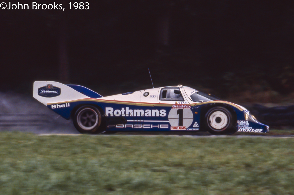 1983 Brands Hatch 1000 Kilometres