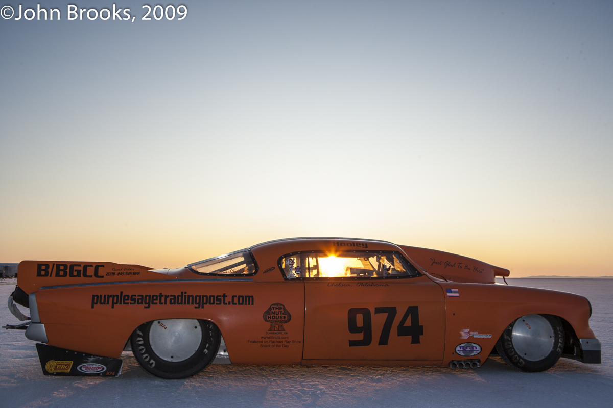 2009 Bonneville Speed Week