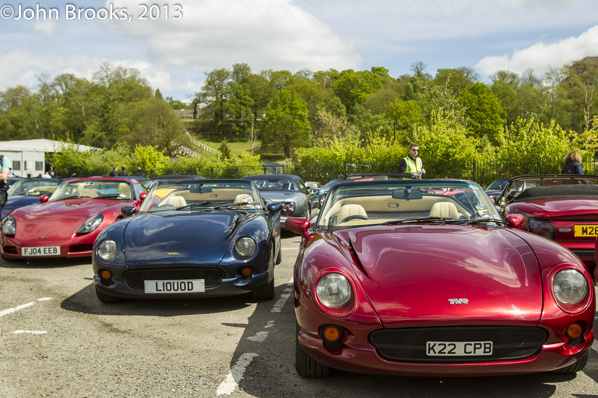2013 Brooklands TVR