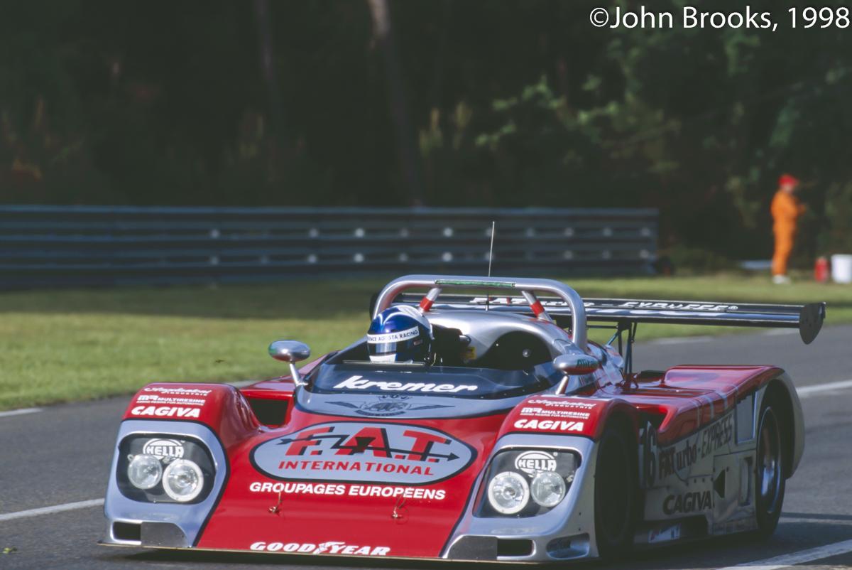 1998 Le Mans 24 Hours