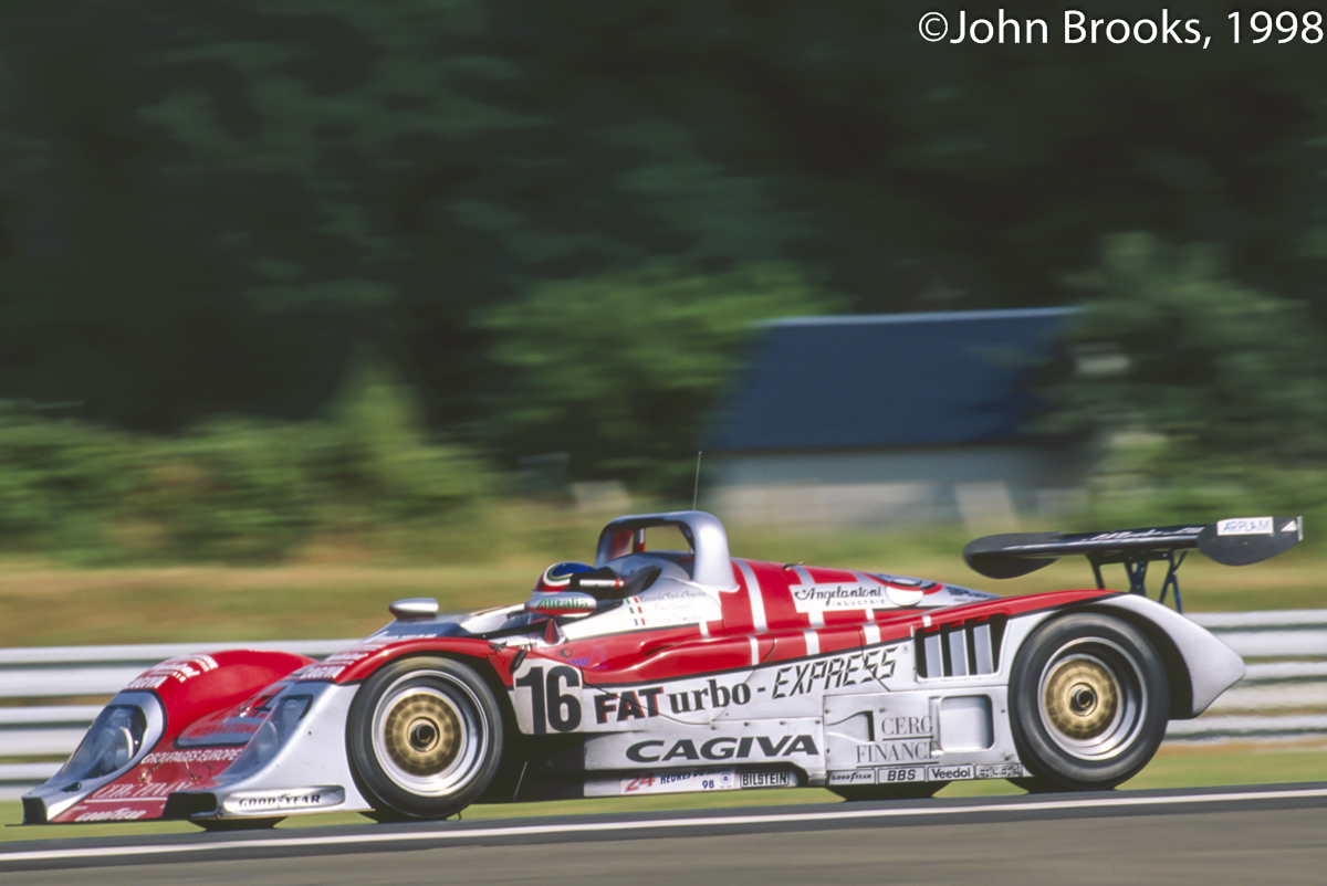 1998 Le Mans 24 Hours Doubledeclutch Com