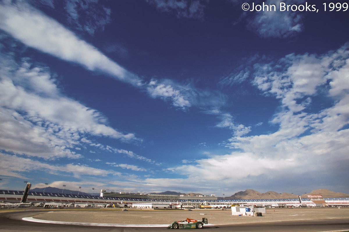 1999 ALMS Las Vegas