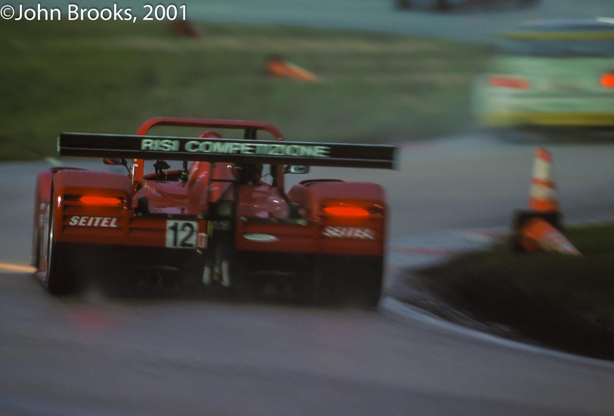 2001 Rolex 24