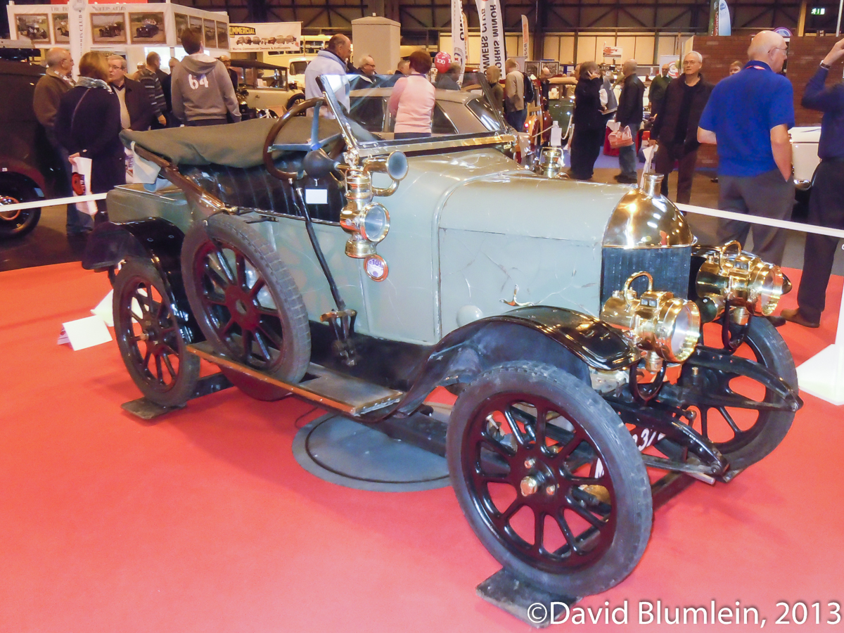 2013 Lancaster Insurance Classic Car Show