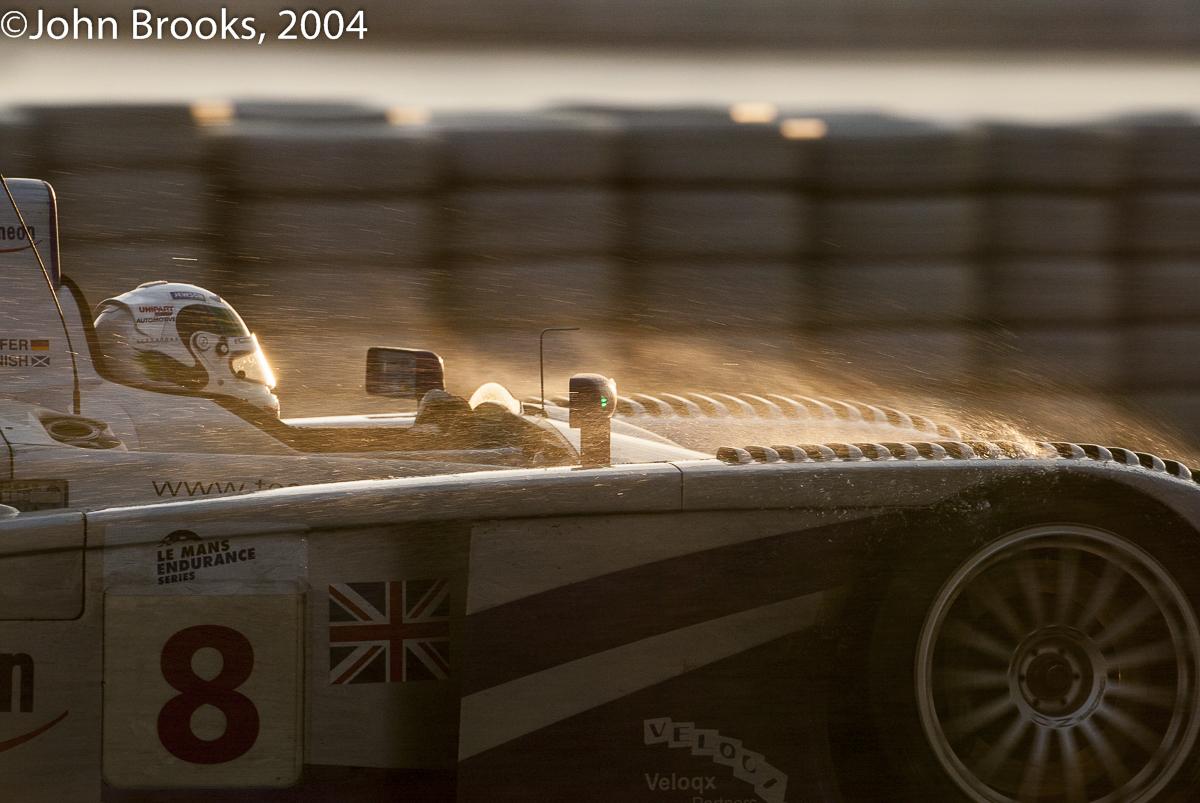 2004 Le Mans Endurance Series Nurburgring