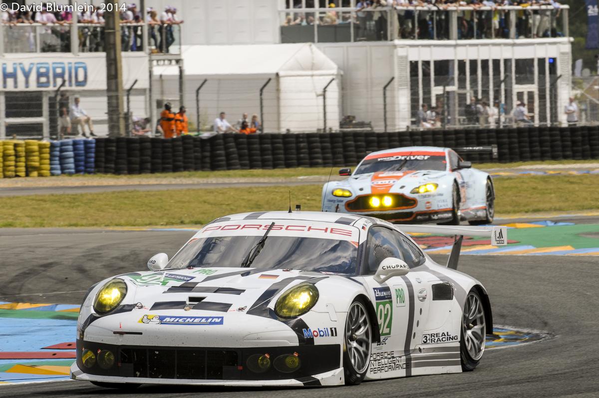 2014 Le Mans 24