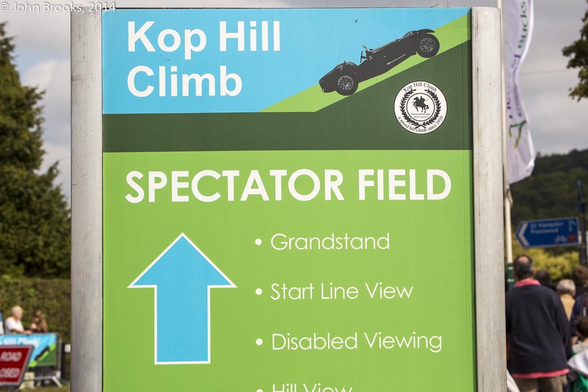 2014 Kop Hill