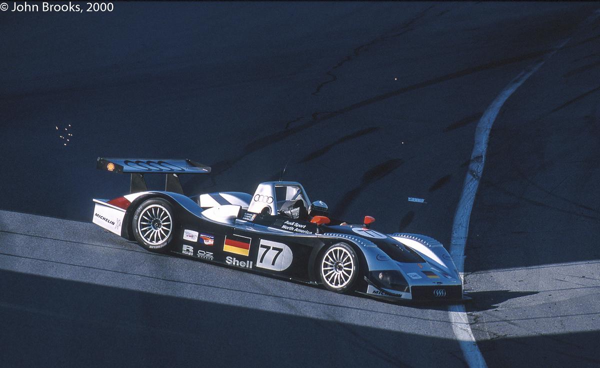 2000 ALMS Charlotte
