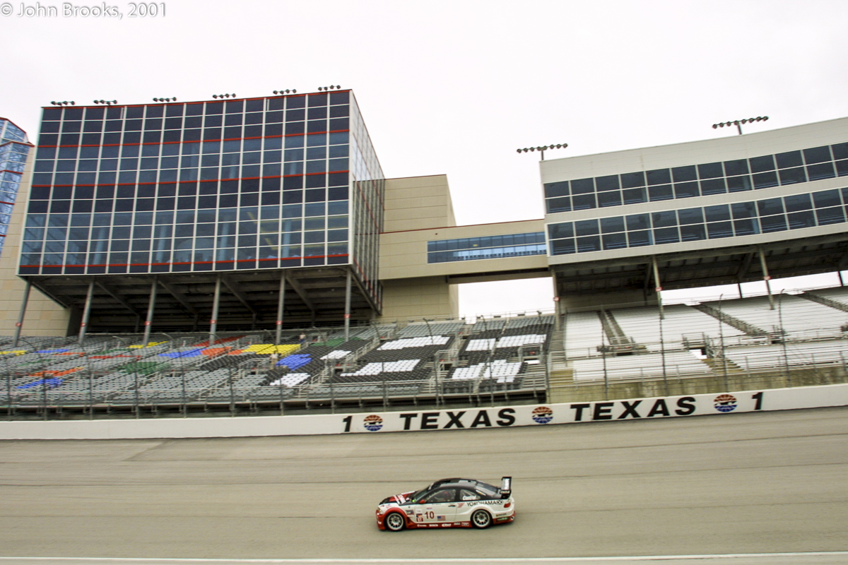 2001 ALMS Texas