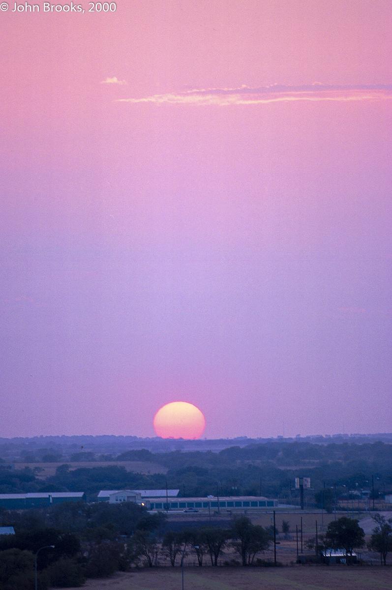 2000 ALMS Texas