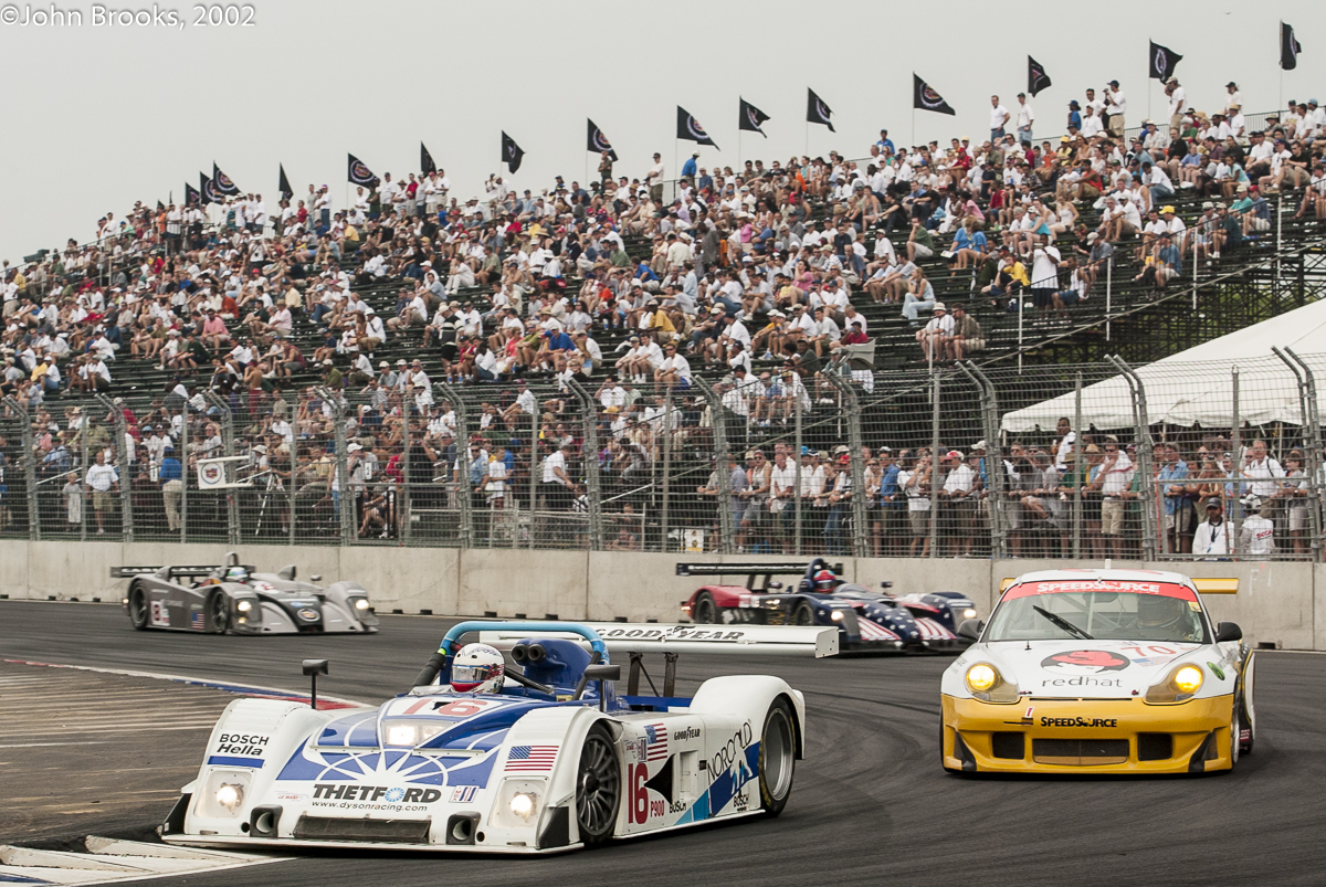 2002 ALMS Washington