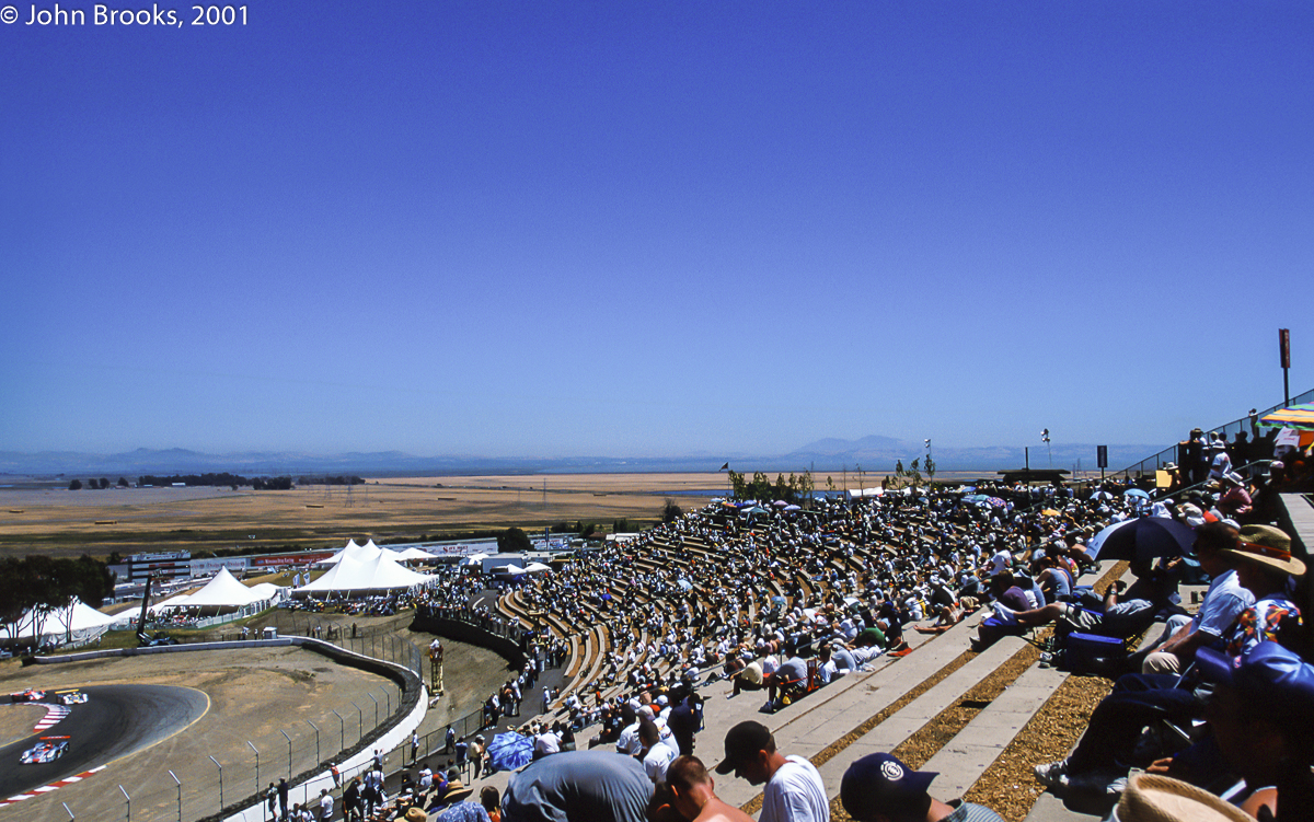 2001 ALMS Sears Point