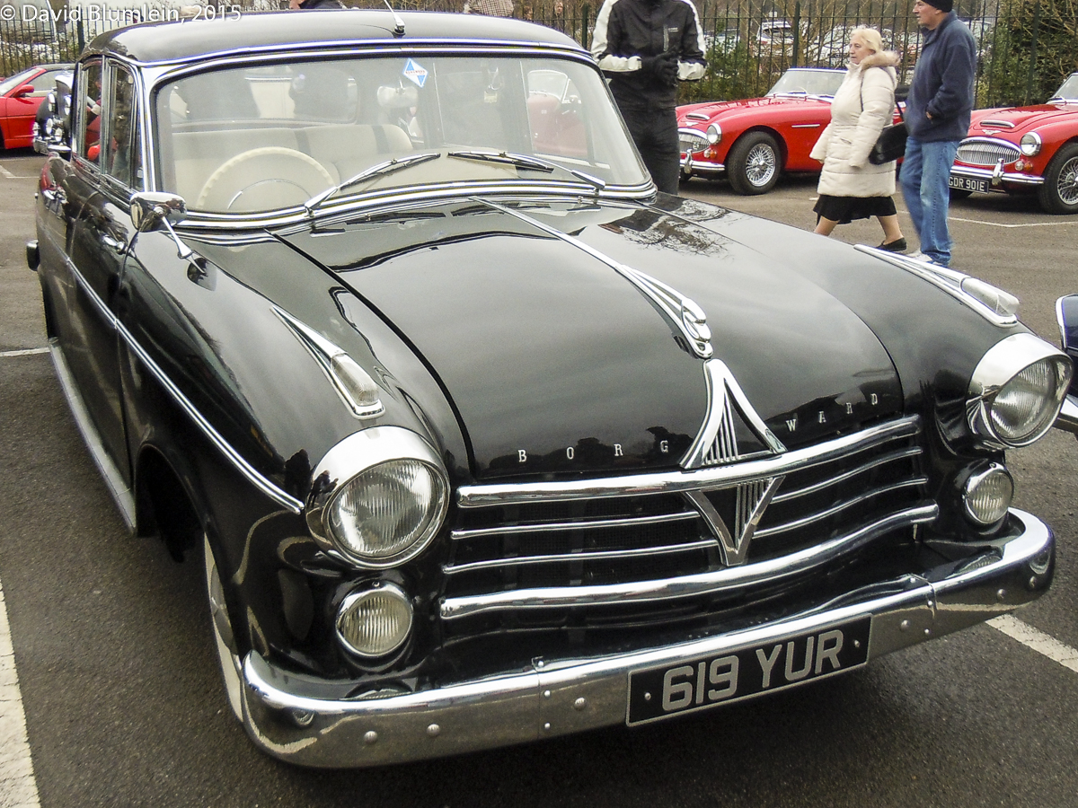 2015 Brooklands New Year