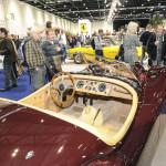 2015 London Classic Car Show