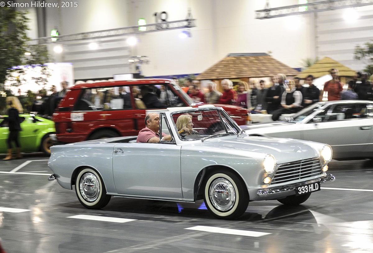 2015 London Classic Car Show Doubledeclutch Com