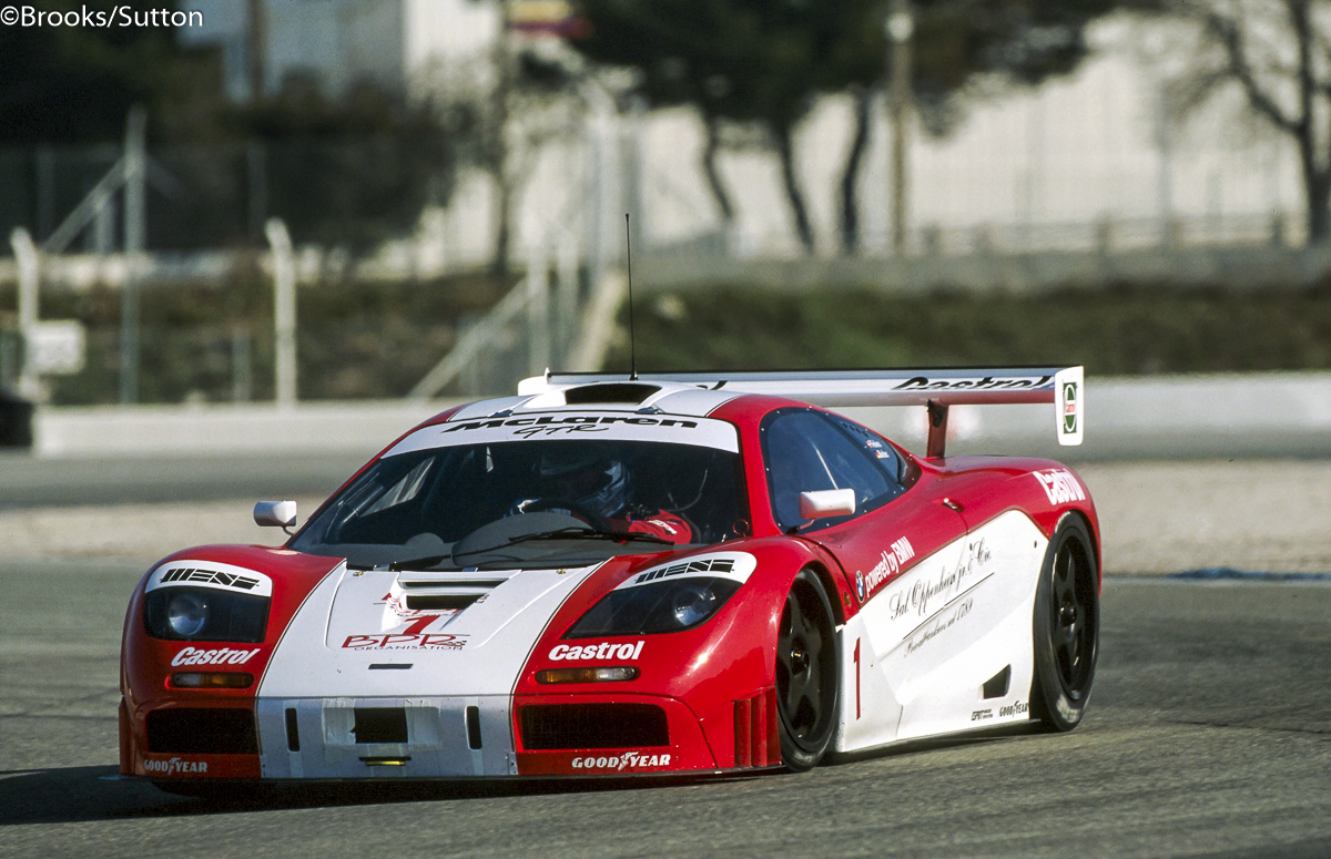 BPR Global Endurance GT Series