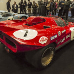 2015 London Classic Car Show