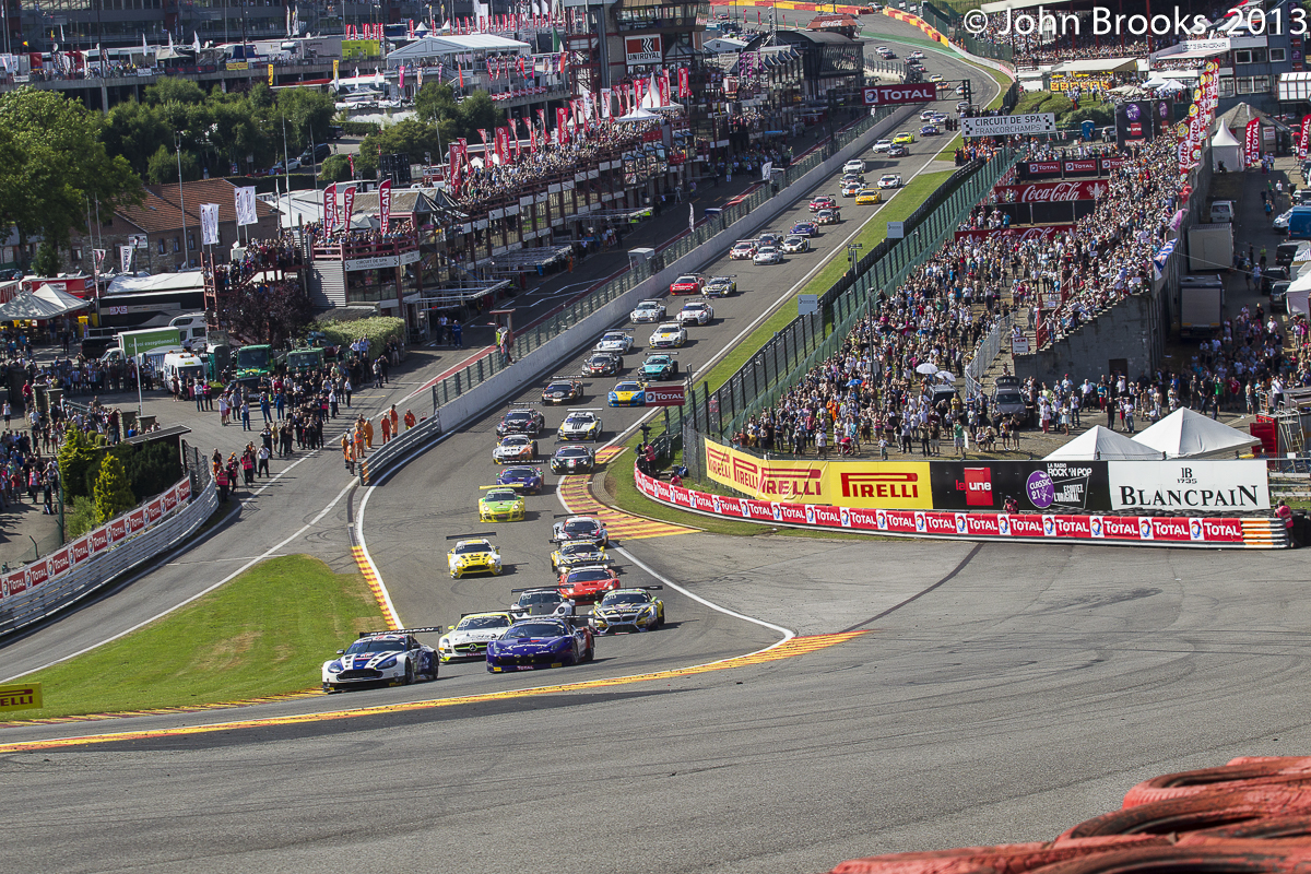 2013 BES Spa 24 Hours
