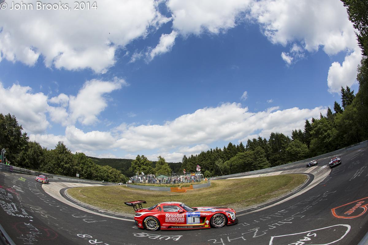 2014 Nurburgring 24