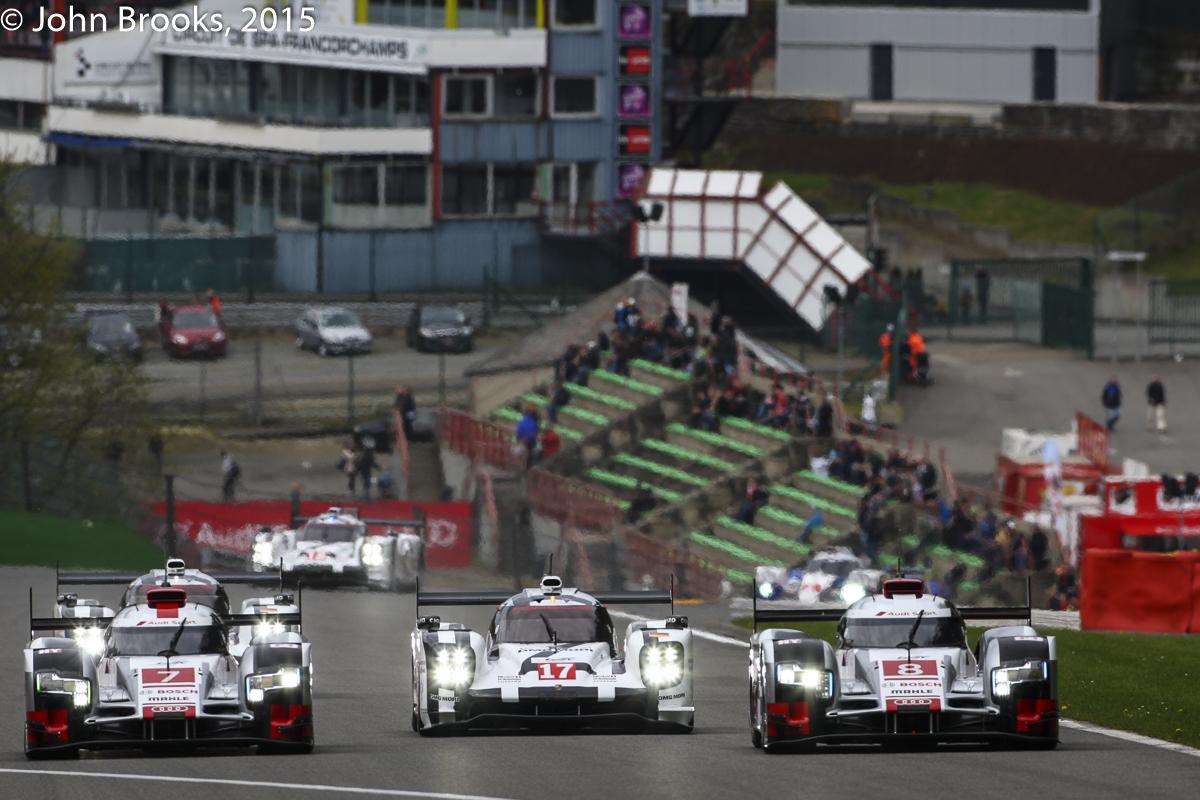 2015 FIA WEC Spa