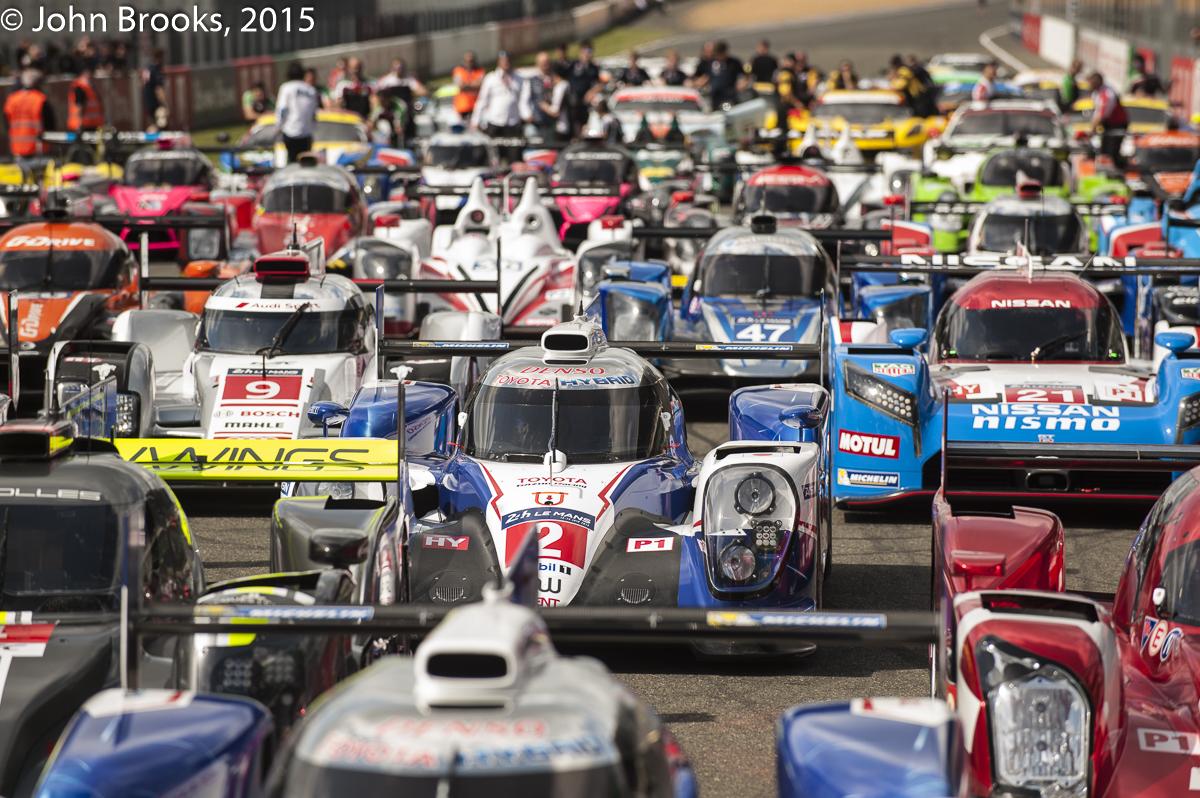 2015 Le Mans Test