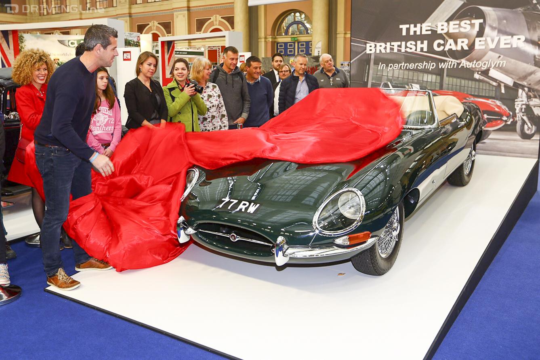 Ant Anstead unveils the Best British Car Ever