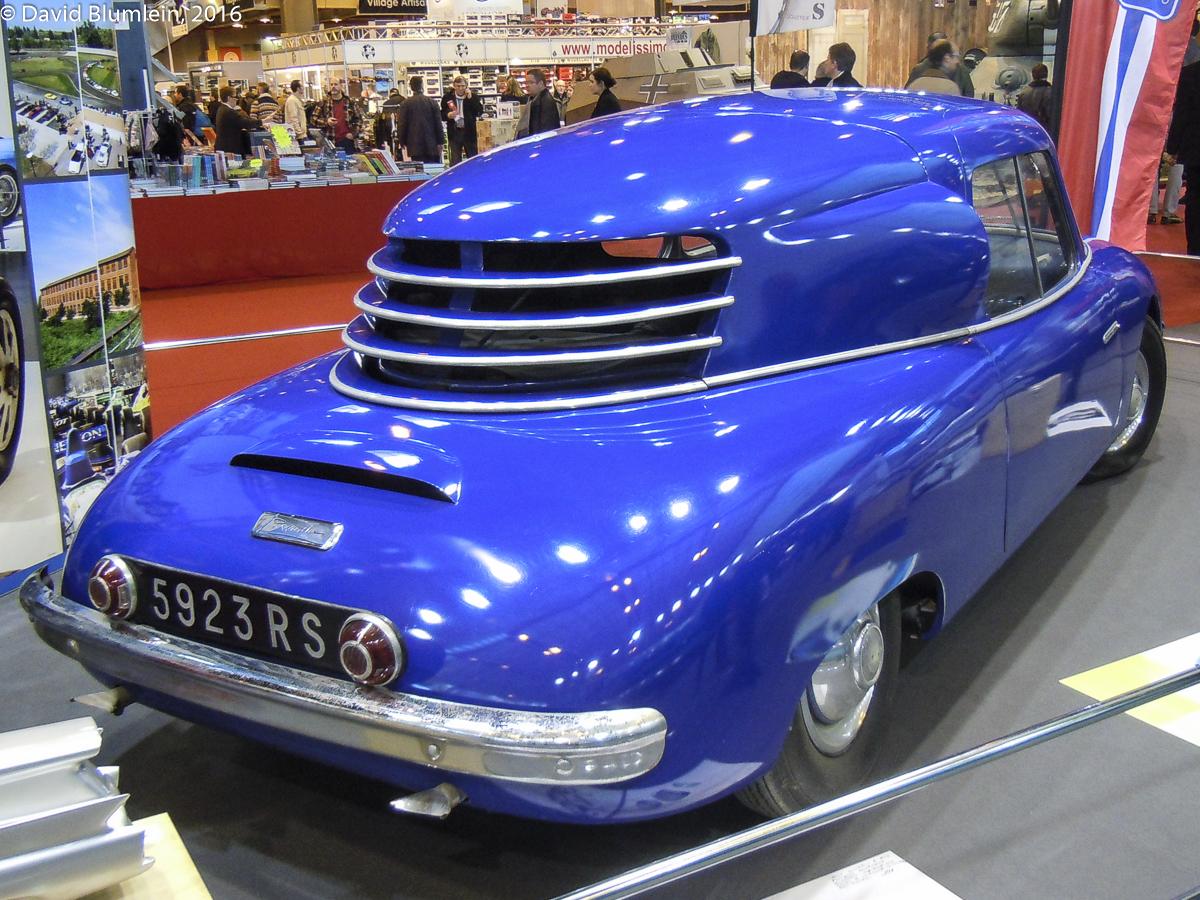 2016 Retromobile