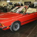 BMW 635 Convertible prototype
