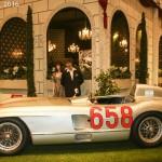 Fangio's Mille Miglia Merc, or is it