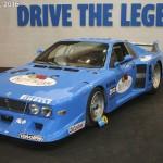 Lancia Monte Carlo on Bilstein's stand