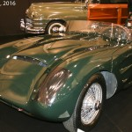Mistral-bodied Jaguar XK120