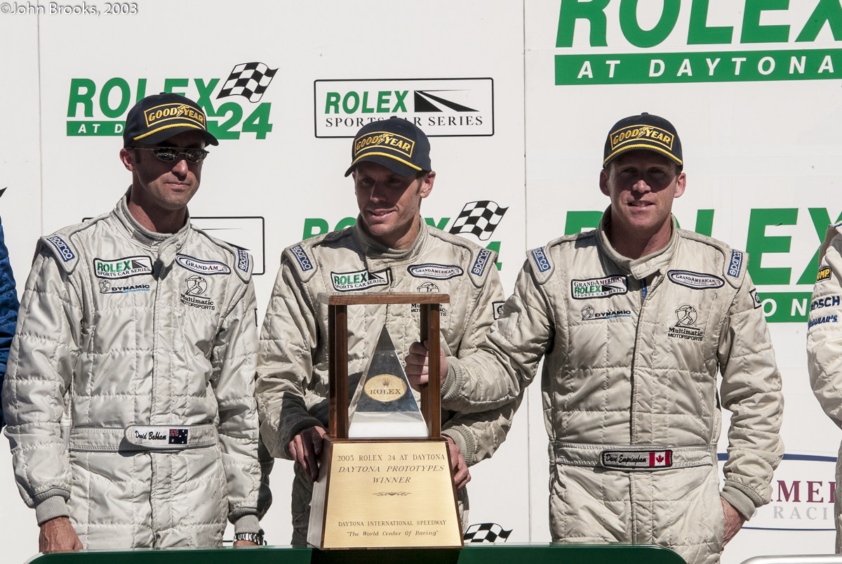 2003 Rolex 24 Hours